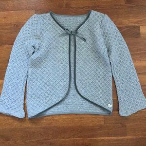 La Stupenderia wool cardigan (size 10)